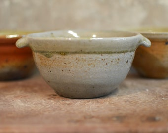 Soup bowl, wood fired