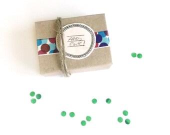Frame Rubber Stamp // Flourish Oval Frame Border