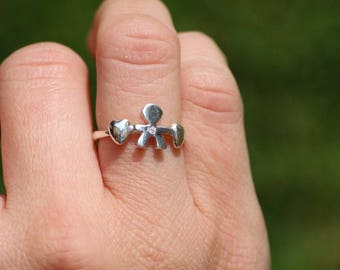 Baby Ring and Hearts