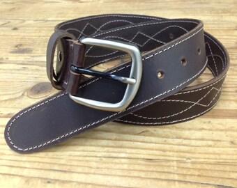 Sale!!! Brown Leather Belt men, Men's Leather Belts, Brown Leather Belts, Brown belt, Men Belts, Man's Leather Belts, handmade belt