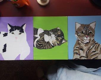 """Custom Pet Portraits (8.5""""X11"""")"""