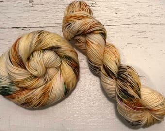SALE!! Hand dyed yarn DK weight 245 yards each