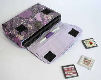 Witchy Workshop 3DS / 3DS xL / New 3DS Carrying Case MADE TO ORDER