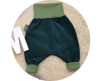 Wax trousers, Pumphose, harem trousers, corduroys, trousers, baby pants, baby,