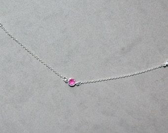 Swarovski October Birthstone Bracelet