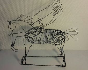 PEGASUS: WINGED HORSE
