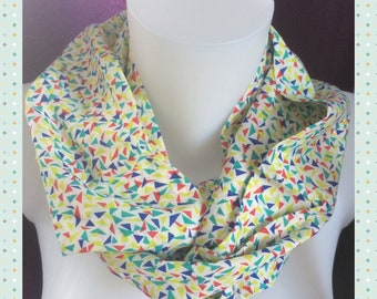 Triangle PEP women was soft and lightweight Snood