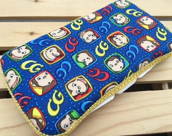 Curious George Baby Wipes Case, Travel Wipes Case