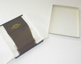 Agilon All-Way Nylon  Stretch Sheers Designer Seamless 3 Pair Size 10