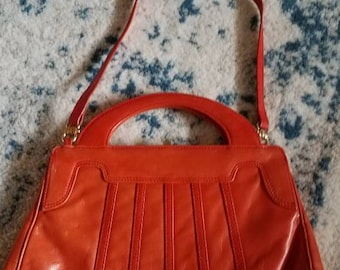 Vintage leather purse #1