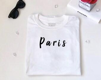 Paris Shirt,Paris t-shirt,Paris,t-shirt,Fashion shirt