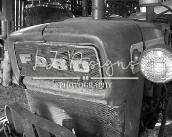 Ford Tractor Digital Download Photo