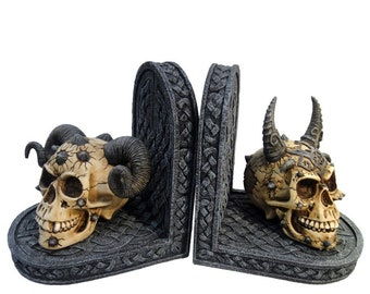 2 Tombstone zombie bookends