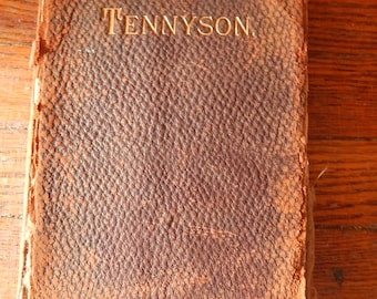 1887. The Poetical Works of Alfred Lord  Tennyson