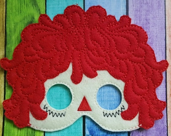 Raggedy Doll - Party Favors * Birthday Parties * Dress Up * Halloween * Playtime