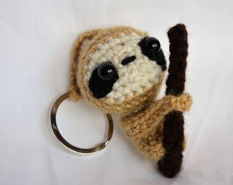 Key Chain Sloth