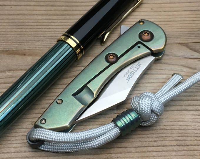 Folding Knife Mod/CRKT Jettison Compact