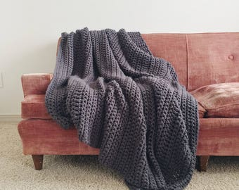Chunky Blanket Throw