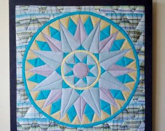 Mandala inner diamonds n.23,INSIDE, Spiritual healing object