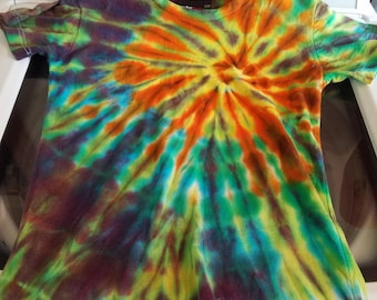 Northern Lights Youth Tie Dye XS