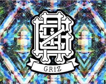 Rainplosion Griz Flag