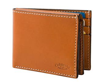 Deluxe Leather Bifold Wallet