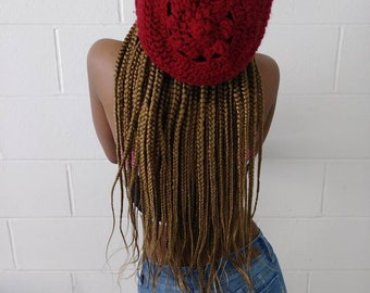 hand Crocheted hat