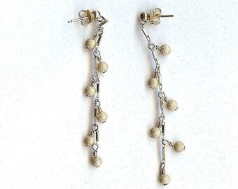 456   14 karat gold filled Earrings