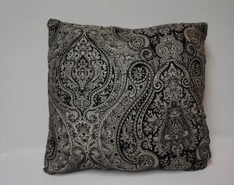 Vintage Fabric Throw Pillows | Labyrinth