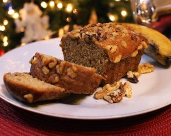 Banana Nut Bread - Loaf