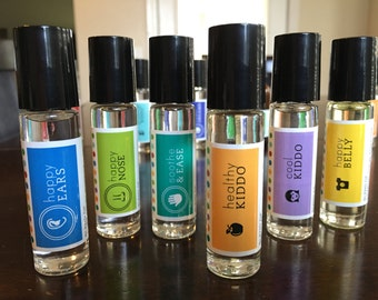 Essential Oil Children's Set (individual or sets)