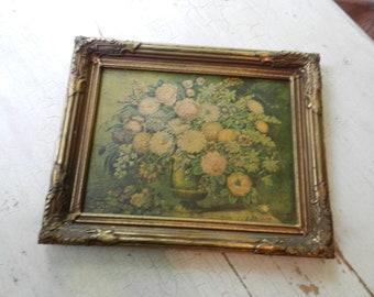 Vintage Flower Print