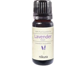 100% Pure Lavender (French) Essential Oil 10ml, 50ml, 100ml