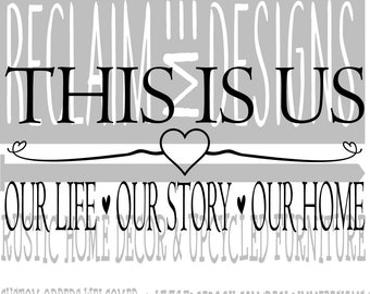 This is us SVG,PNG,JPEG file