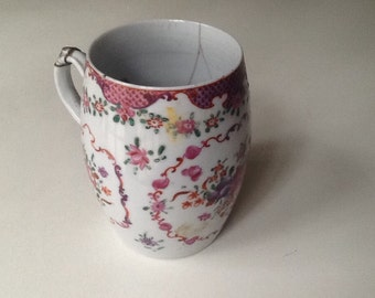 18th Century Chinese Export cup/mug