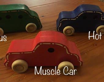 Chunky Cars