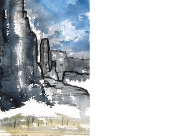 Canyon De Chelly - Original Watercolor