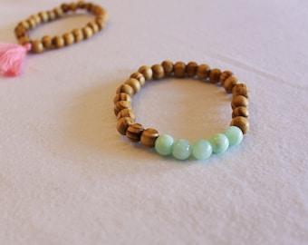Ocean Mala Bracelet