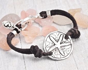 Dive Into Your Dreams Bracelet -Starfish Jewelry - Handmade Jewelry- B314