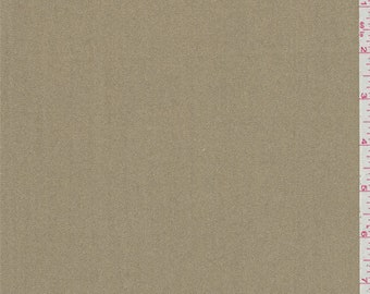 Antique Gold Twill, Fabric By The Yard