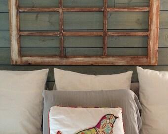 Custom Wide Arched Window