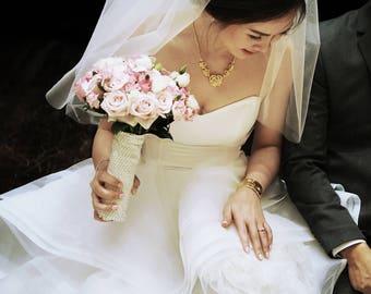 LS2/ Katherine /3D Wedding Dress Collection/ ballgown