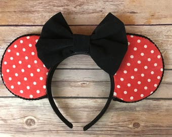 Rock the Dots Minnie Ears