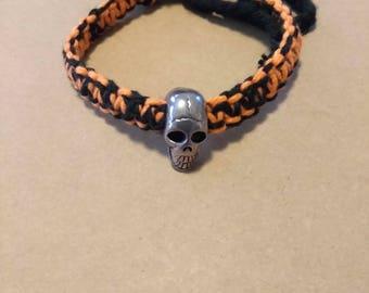 Halloween Skull Bracelet