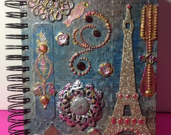 Mixed Media Altered Journal