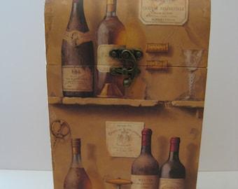 Decorative Wine Case