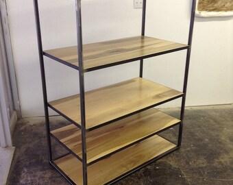 Maple Shelf Unit