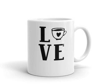 Coffee Cup. Love coffee