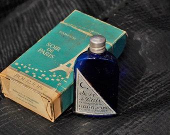 Vintage 1920's Soir de Paris Perfume Bottle