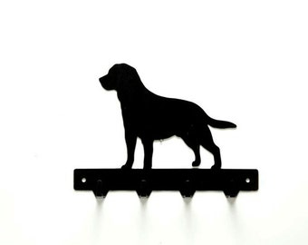 Labrador Retriever Leash Rack